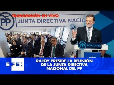 El PP pone fecha a la elección del sucesor de Mariano Rajoy