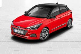 Nuevo Hyundai i20 2018