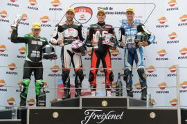 Augusto Fernández regresa al Mundial de Moto2 en Montmeló