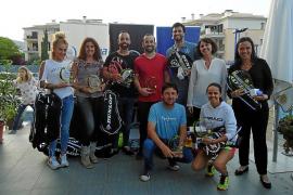 La X edición del Torneo Autovidal de Pádel, un éxito