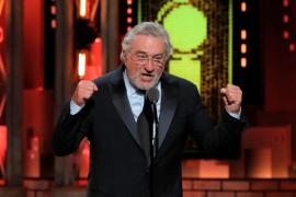 Robert De Niro durante los premios Tony: «Que te jodan Trump»