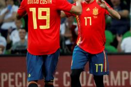 El pulso por ser el '9' de España en el estreno