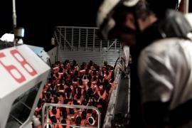 El 'Aquarius' descarta viajar a España por la inseguridad de viajar entre tres y cinco días hasta Valencia