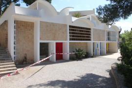 Empiezan las obras de rehabilitación del Taller Sert de Miró en Palma
