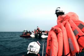 El 'Aquarius' atracará en Valencia y Baleares acogerá hasta 30 inmigrantes
