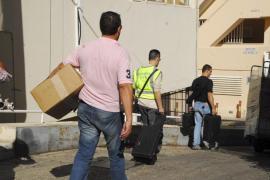 La Guardia Civil continúa buscando el arma  que acabó con la vida de Nuria Orol