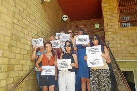 Los secretarios judiciales de Ibiza reclaman una «equiparación salarial»