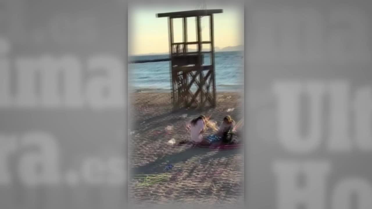 «Los jóvenes de viajes de estudios españoles no son santos»