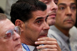 Fernando Hierro asumirá el cargo de seleccionador tras la marcha de Lopetegui