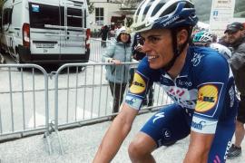 Enric Mas acaba segundo en la quinta etapa de la Vuelta a Suiza