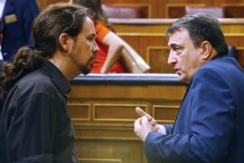 Iglesias pide la dimisión o el cese de Màxim Huerta y amenaza con reprobarle