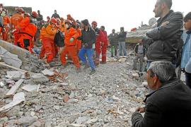 El balance de víctimas del terremoto del sureste de Turquía se eleva a 461