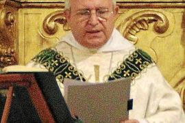 JESUS MURGUI EN LA APERTURA DEL CURSO ACADEMICO DEL INSTITUT SUPEROR DE CIENCIES RELIGIOSES