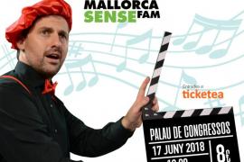 Cine, música y solidaridad se dan la mano en el Palau de Congressos con el concierto de MésMúsica