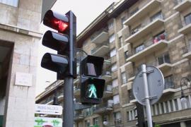 Palma instalará cámaras de control para los conductores que se salten los semáforos en rojo