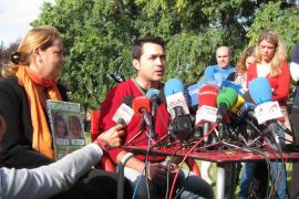 El tío materno de los niños desaparecidos espera que «el susto acabe  cuanto antes»