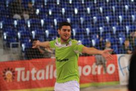 Bruno Taffy, fichaje top del Palma Futsal