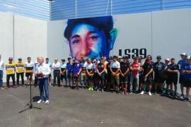 El Circuito de Montmeló recuerda a Luis Salom