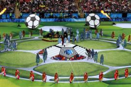 Ceremonia inaugural del Mundial de Rusia 2018