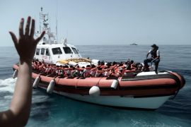 Marratxí se ofrece a acoger a los migrantes del 'Aquarius'