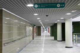 UGT atribuye la reducción de la actividad en los hospitales a los recortes en  el personal