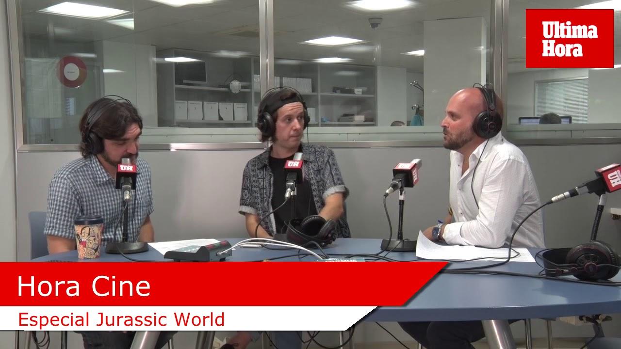 Hora Cine: «Tras ver Jurassic World 2 salí de la sala en estado de shock»