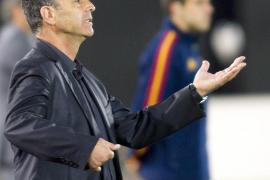 Caparrós nunca ha ganado a Guardiola