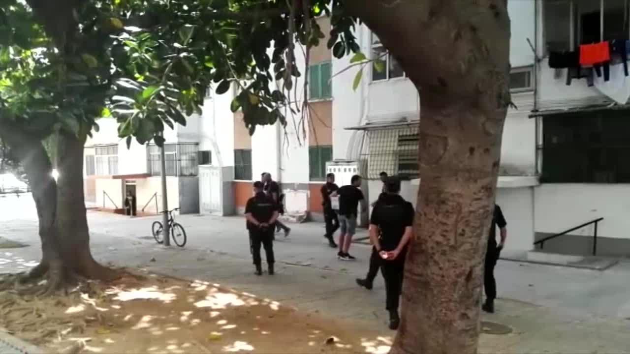 Diez detenidos en una nueva operación antidroga en Palma
