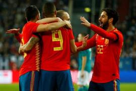 España vs Portugal: debut de altura del Mundial 2018