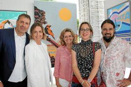 Exposición de Llorenç Garrit en ME Art Gallery