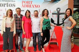 Entrega de premios del III Concurso de Cortos Port Adriano
