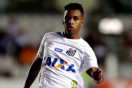 El Madrid ficha al joven brasileño Rodrygo