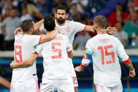 España debuta con un empate ante Portugal en el Mundial de Rusia