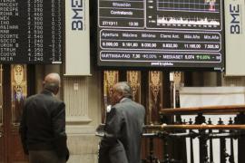 El Ibex sube casi un 5 por ciento al calor del acuerdo sobre el euro