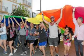 El manifiesto más personal culmina el Ibiza Gay Pride 2018