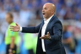 El empate de Argentina desata la ira en Twitter contra Sampaoli