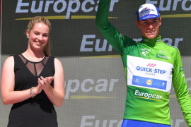 Enric Mas finaliza cuarto en la Vuelta a Suiza