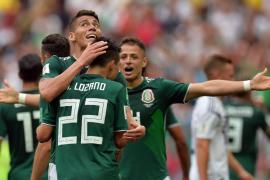 México hace historia derrotando a Alemania