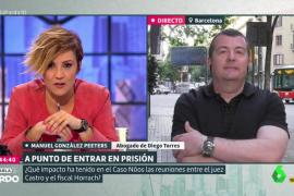 La surrealista entrevista de Cristina Pardo al abogado de Diego Torres