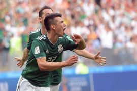 El gol de Lozano ante Alemanía provoca literalmente un terremoto en México