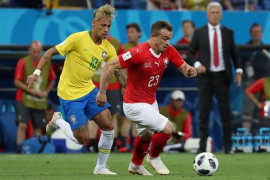 Brasil tampoco convence con su empate ante Suiza