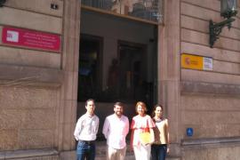 El PP denuncian ante el Defensor del Pueblo el retraso en la concesión de licencias en Palma