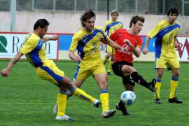 Doloroso empate del Mallorca B