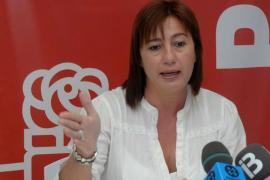 Armengol critica al Govern que no ha presentado ni una medida económica  en cuatro meses