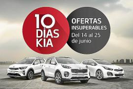 Vuelven los '10 días Kia' en Frau Automóviles