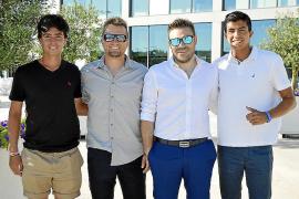 Fiesta de graduación en Rafa Nadal Academy