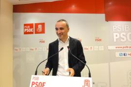 Pere Joan Pons; portavoz socialista de la Comisión Mixta para la UE