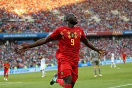 Bélgica arrolla a Panamá con una exhibición de Lukaku