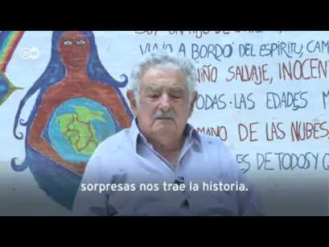 Lección de historia y memoria de José Mujica para analizar la llegada del 'Aquarius'