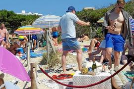 Capdepera modificará la ordenanza para prohibir el consumo de alcohol en las playas